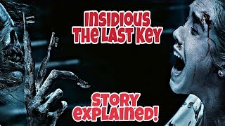 Nonton Insidious  The Last Key  2018  Story Explained Film Subtitle Indonesia Streaming Movie Download