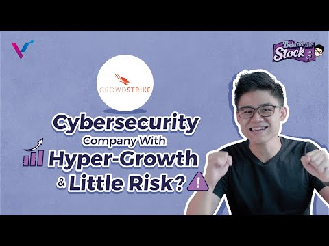 Behind The Stock #7 | CrowdStrike (CRWD) – Cybersecurity Company With Hyper-Growth & Little Risk?