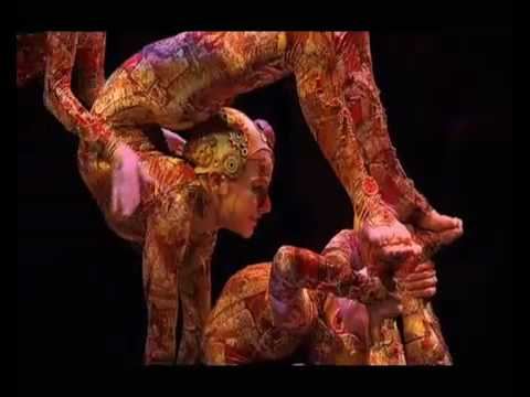 CIRQUE - These are the (amazing) contortionists from Cirque du Soleil's Kooza. Their names are Natasha, Julie, and Dasha. (Also, they are also the ones who inspired m...