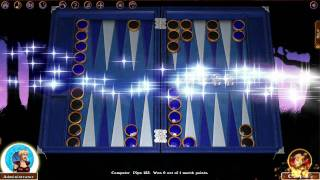 Hardwood Backgammon Free YouTube video