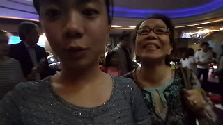 Travel Vlog  MANILA  PHILIPPINES - Fried Duck Embryo & Watching Annie The Muscial