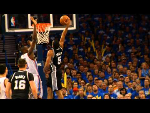 Video: Best of Phantom: Spurs vs. Thunder Game 4