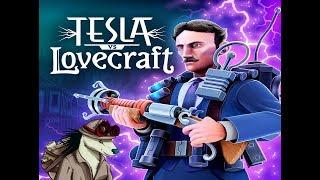 Tesla vs Lovecraft - A la découverte du gameplay