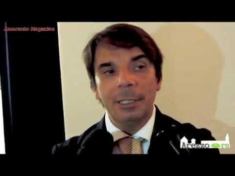 Pavia-Arezzo 2-0 / Intervista a Capuano