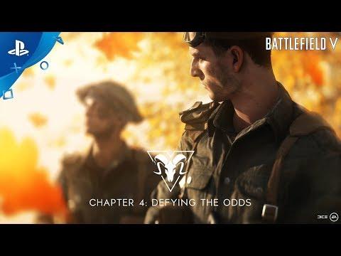 Bande-annonce medley des dernières cartes du chapitre 4 de Battlefield V