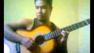 Perjalanan Yadie Fender accoustic instrumental  (credite title Darah muda Rhoma Irama)