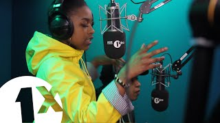Upcoming South-London MC Nadia Rose spits a sick freestyle for DJ Semtex with TheBlkObsidian on beatbox.