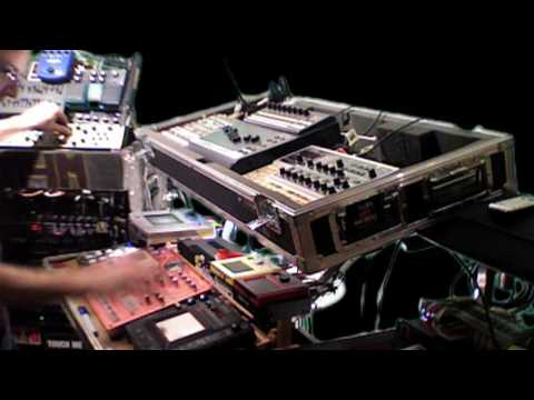 Analog Chemistry - Muzik 4 Machines Micro Big beat live set