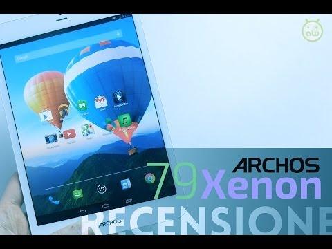 Archos 79 Xenon, recensione in italiano