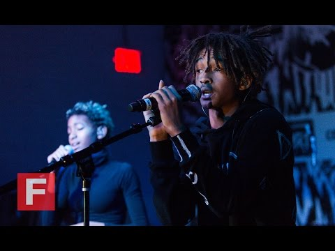 Fort - Subscribe for more FADER TV: http://bit.ly/XPZVfG Watch star siblings Willow and Jaden Smith perform