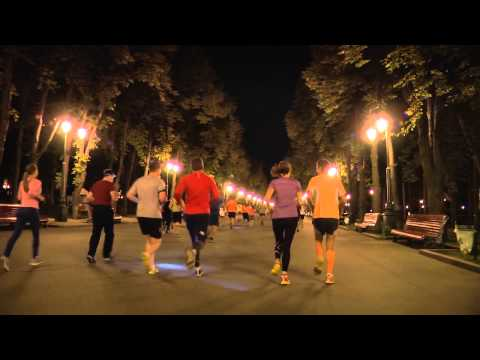 Второй пробег «Kharkiv Grand Prix» - Night run (official video)