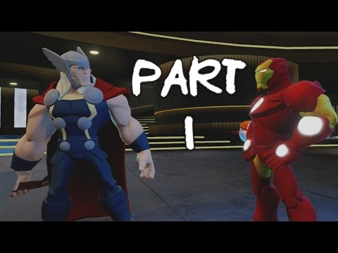 Disney Infinity 2.0 Marvel Super Heroes Part 1: The Frost Attack (Xbox One)