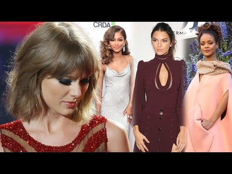 11 Times Celebs Shaded Taylor Swift
