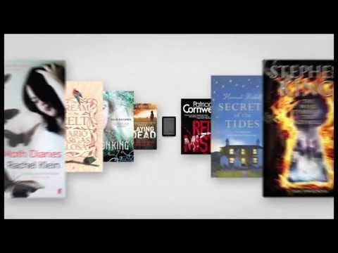 Video of txtr ebooks