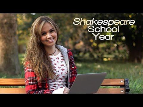 Shakespeare School Year (2018) | Full Movie | Christina Cupo | Celeste Kellogg