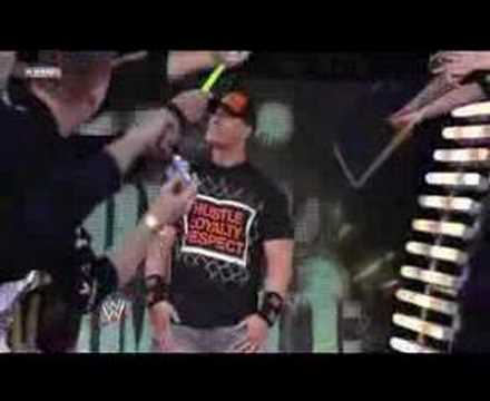 0 Royal Rumble Rewind: John Cena Returns at 2008 PPV