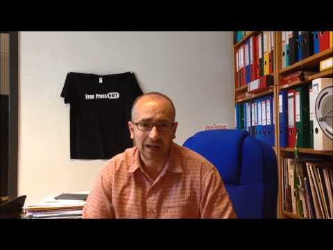 Solidarity message to ERT journalists from EFJ (видео)