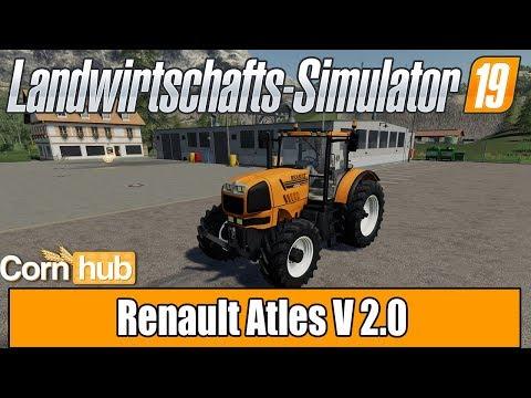 Renault Atles v2.0.0.0