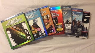 Nonton The Fast and the Furious: Complete Franchise Collection (2001-2013) - Blu Ray Discussion Review Film Subtitle Indonesia Streaming Movie Download