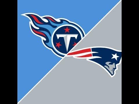 1/13/18 NFL Titans vs Patriots Free Pick