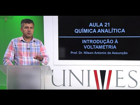 Química Analítica - Aula 21 - Introdução à Voltametria