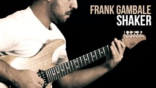 Frank Gambale - Shaker by Giovanni Costa