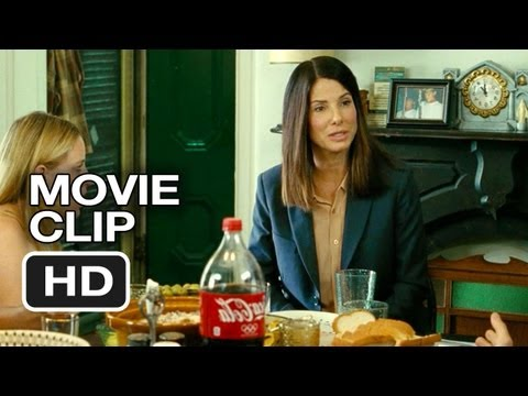 The Heat Movie CLIP - Dinner (2013) - Melissa McCarthy, Sandra Bullock Movie HD