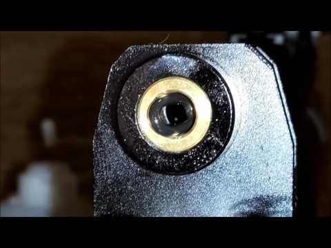 Замена уплотнительного кольца казенника без разборки Edgun  Matador 5.5 (видео)