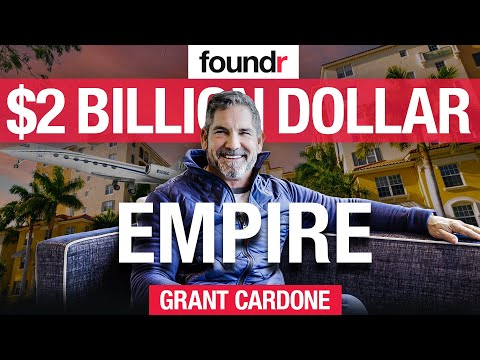 How Grant Cardone Built a $2 Billion Dollar Empire 💰  UNCENSORED