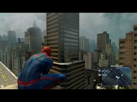 Video The Amazing Spider-Man 2 Video Game - TASM1 suit free roam download in MP3, 3GP, MP4, WEBM, AVI, FLV January 2017