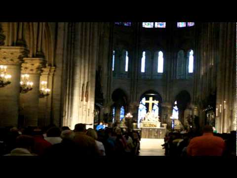 Notre-Dame Cathedral - Interior #1