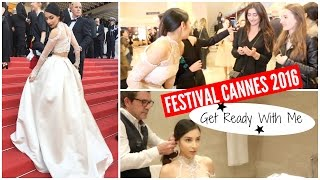 Get Ready With Me : Festival Cannes 2016 ★ - YouTube