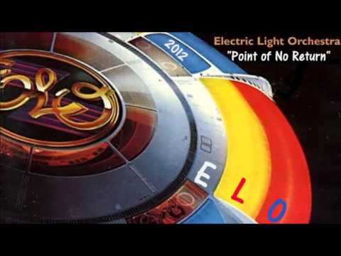 Tekst piosenki Electric Light Orchestra - Point Of No Return po polsku