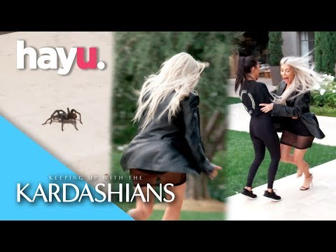 Tarantula Takeover! | Keeping Up With The Kardashians