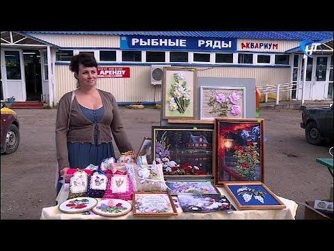 Впервые официально открылся «Блошиный рынок на Прусской»