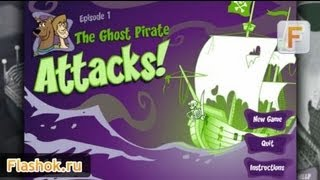 Видеообзор Scooby-Doo - The Ghost Pirate Attacks