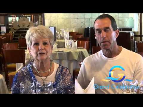 Dan & Betty's Video Testimonial on Grand Celebration Cruise Ship