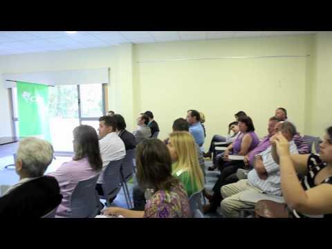 Presentación de la candidatura del CDL.