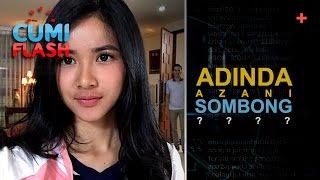 Video Ogah Bareng Arbani, Adinda Dicap Sombong - CumiFlash 03 Mei 2017 MP3, 3GP, MP4, WEBM, AVI, FLV Juni 2017