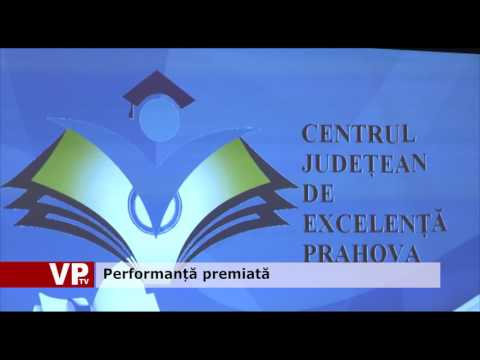 Performanță premiată