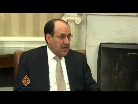 US and Iraq leaders vow to fight al-Qaeda