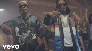 Juicy J - Talkin' Bout (Broadcast Video) ft. Chris Brown, Wiz Khalifa