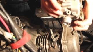 7. How to clean jets and carb on a moped/scooter