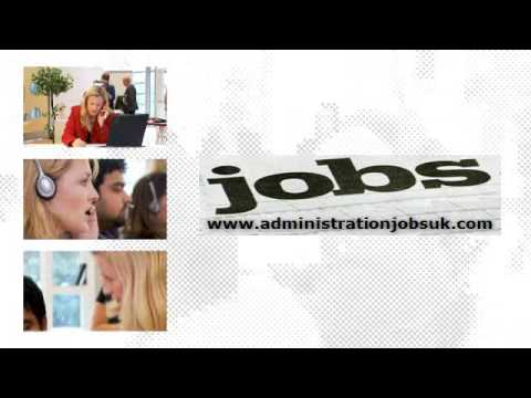 administration jobs uk