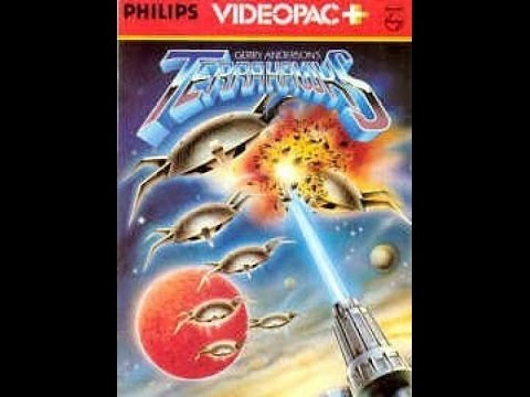 Nr. 51+: Terrahawks | Philips Spielekonsolen | G7000 / G7400 / Videopac / Videopac+