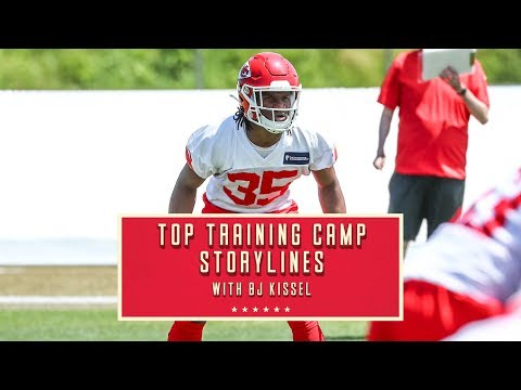 Top Training Camp Storylines: Can CB Charvarius Ward Build on His Strong Late-Season Performance?