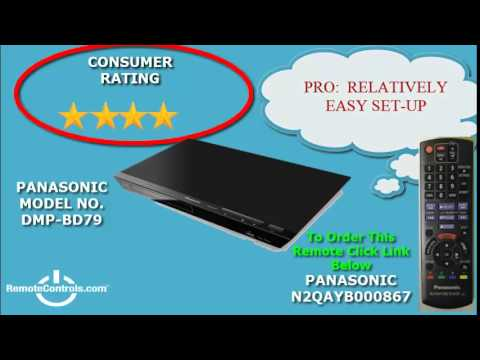 Review Panasonic Blu-Ray Disc Player - DMP-BD79