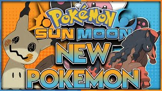 6 NEW POKEMON CONFIRMED! POKEMON SUN AND MOON NEWS AND DISCUSSION by aDrive