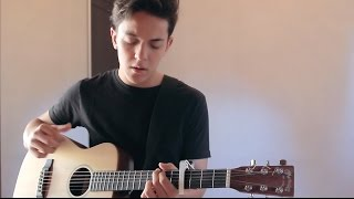 James Arthur - Say You Won't Let Go (Acoustic Cover by José Audisio)