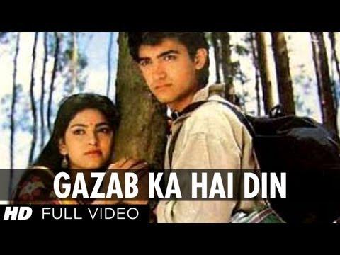 Video Gazab Ka Hai Din [Full HD Song] | Qayamat se Qayamat Tak | Aamir Khan, Juhi Chawla download in MP3, 3GP, MP4, WEBM, AVI, FLV January 2017